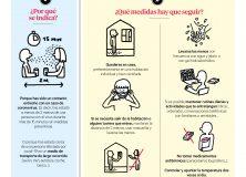RECOMENDACIONES DEL GOBIERNO DE NAVARRA PARA AISLAMIENTO POR COVID-19 Y ACTUACIÓN ANTE UNA PCR