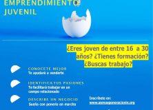 ACCIÓN CONTRA EL HAMBRE Y EL SERVICIO SOCIAL DE BASE ORGANIZAN UN ITINERARIO DE EMPRENDIMIENTO JUVENIL