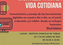 ABIERTO EL PLAZO DE INSCRIPCIÓN PARA UN TALLER DE APLICACIONES DIGITALES DIRIGIDO A MUJERES